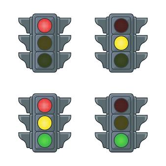 Набор светофоров
