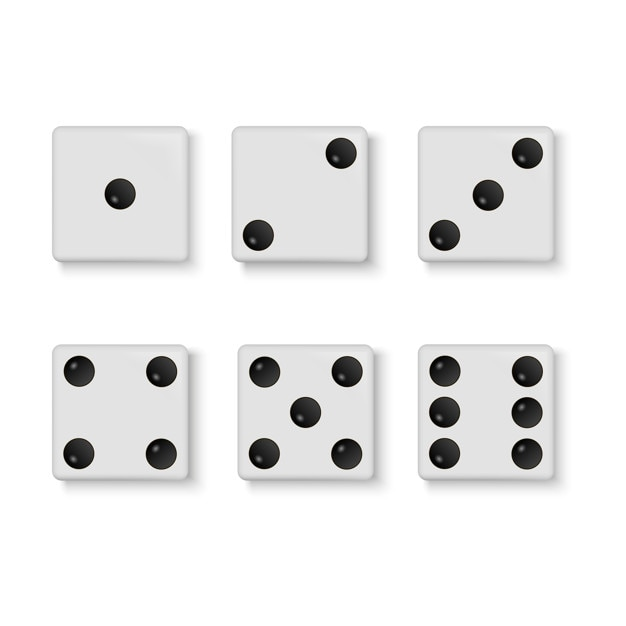 dice vectors photos and psd files free download rh freepik com dice vector free download dice vector images