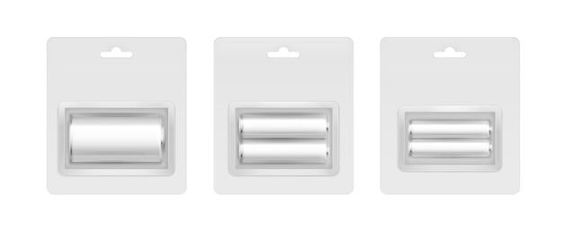 ホワイトアルカリaa、aaa、c電池のセット