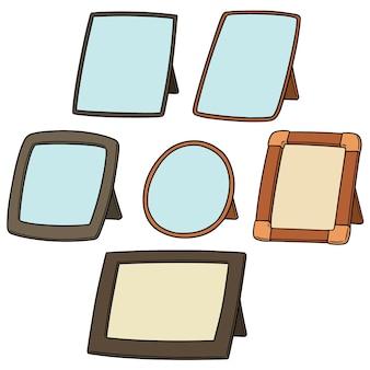 Set of photo frame