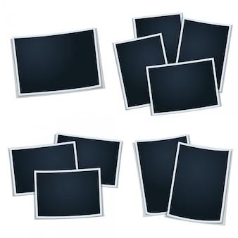 Set of photos (frames)