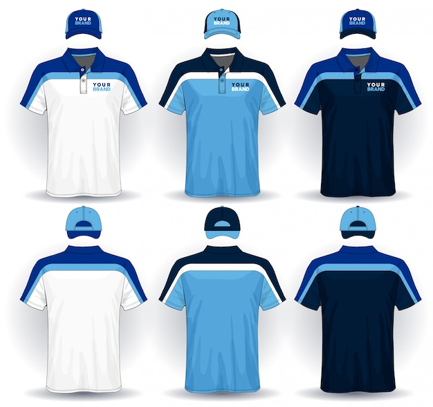 Set of sport uniform