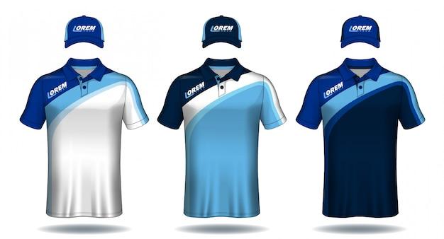 Set of sport uniform