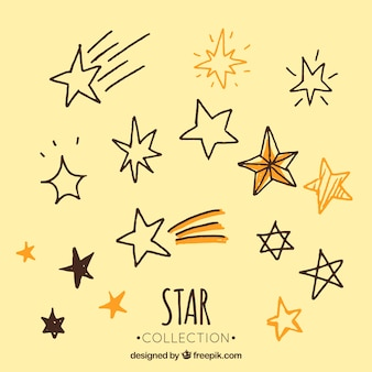 Set of star sketches