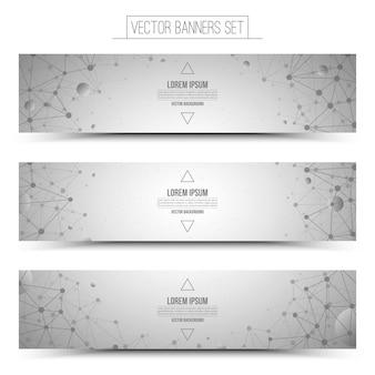 Set technology web banners