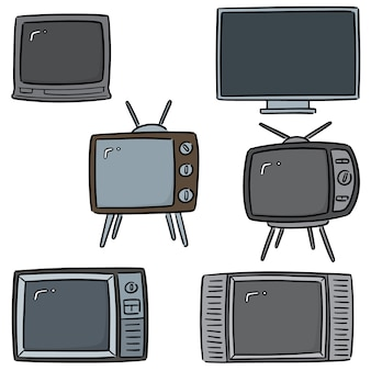 Set of television