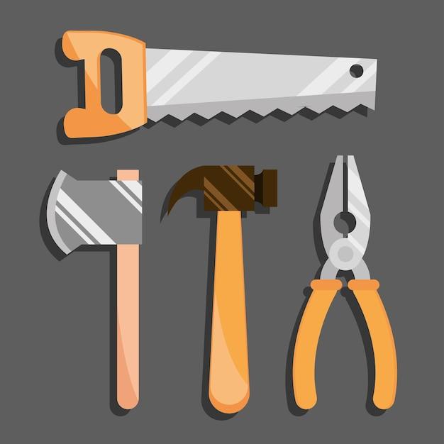 Set of tool box