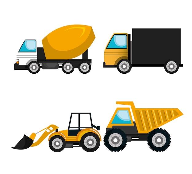 Оборудование для строительства транспортных средств