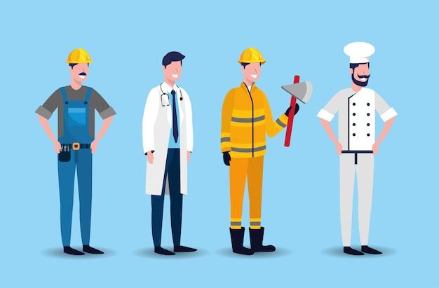 Назначить рабочим людям трудовой день