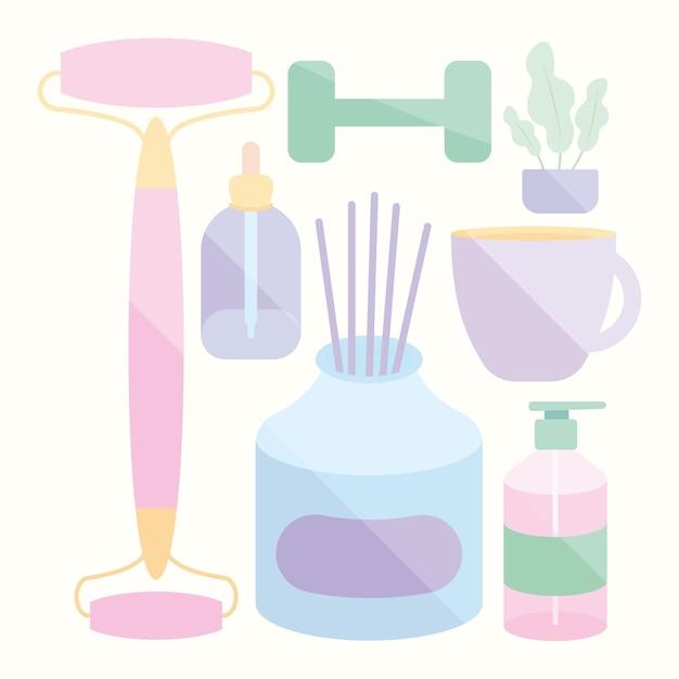 Seven self care stuff