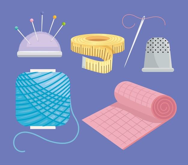 縫製シンボルセット