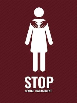 성폭력 포스터