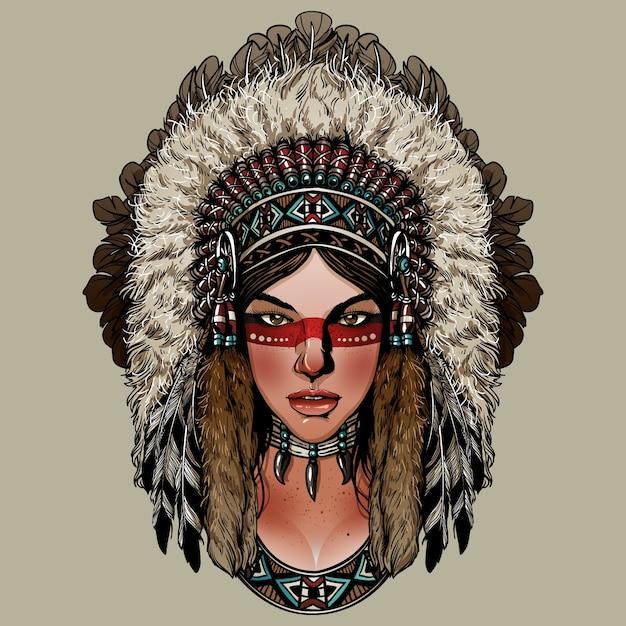 Sexy indian girl tattoo