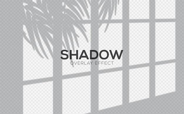 Shadow overlay effect