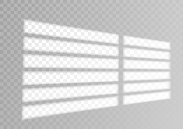 Shadow transparent effect