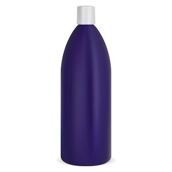 Shampoo bottle plastic blank of cosmetic tube