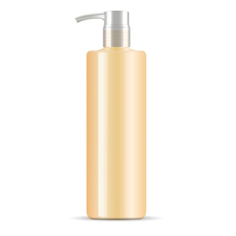 Shampoo conditioner dispenser pump bottle