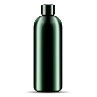 Shampoo shower gel bubble bath cosmetics bottle