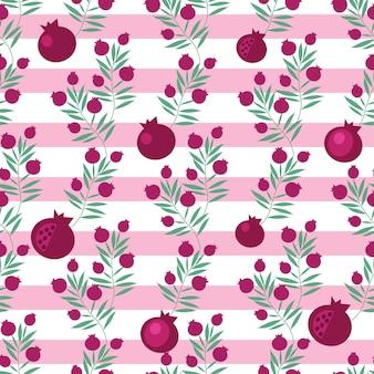 Shana tova pattern