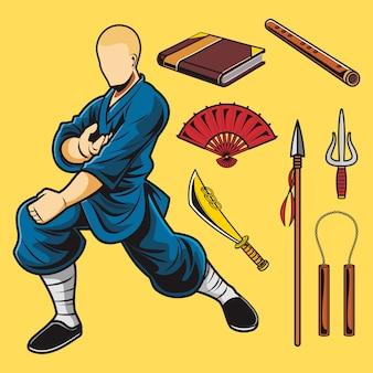 Shaolinベクターパック