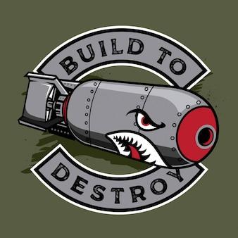 Акула бомба