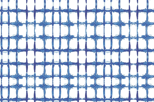 Shibori lines pattern watercolor