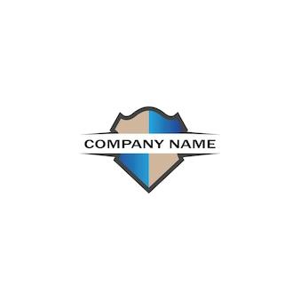 Shield logo design vector,shield emblem logo template,logosymbol icon-vector