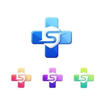 Shield medical cross medic health
