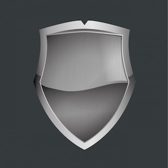 Shield shape design