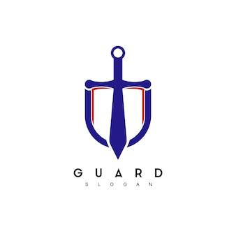 シールドソードのロゴデザインのインスピレーション