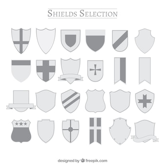 Shields selection