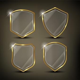 Shields set color golden1