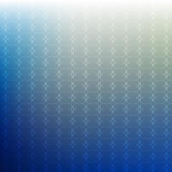 Shiny blue pattern background