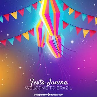 Shiny festa junina