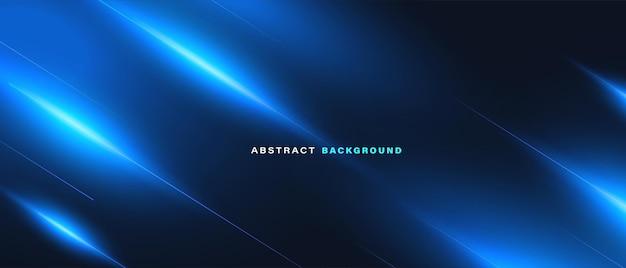 Блестящий свет абстрактный фон с диагональными линиями