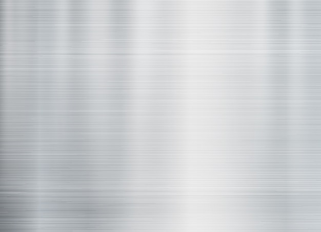 Shiny metal texture background, rectangle style.