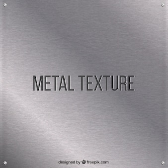 Shiny metal texture