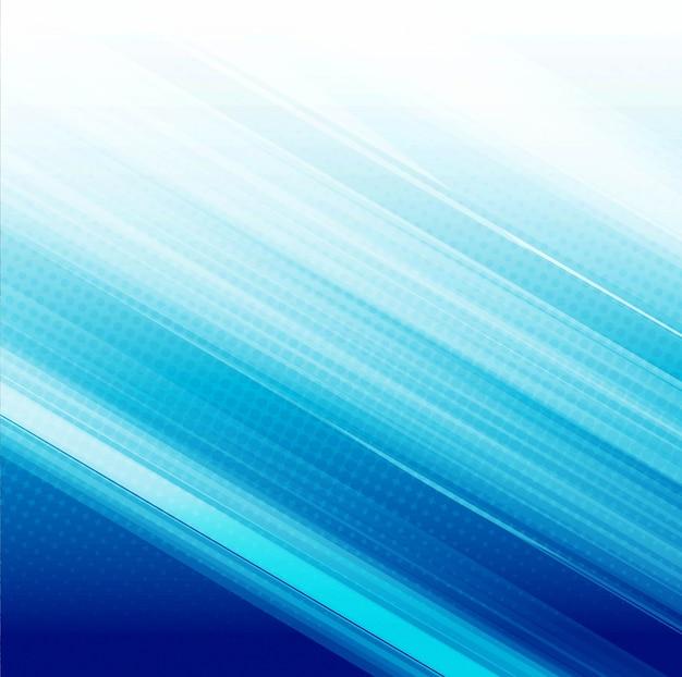 Sfondo moderno blu