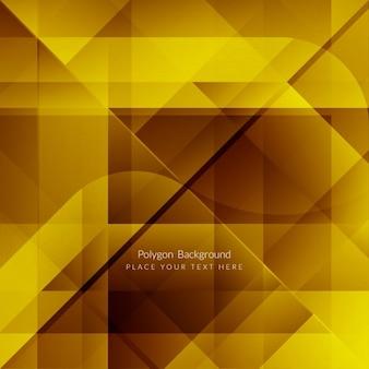 Shiny modern polygonal background