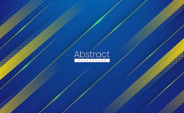 Shiny sports modern abstract background with motion effect