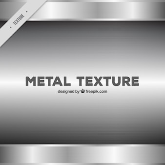 Shiny steel texture