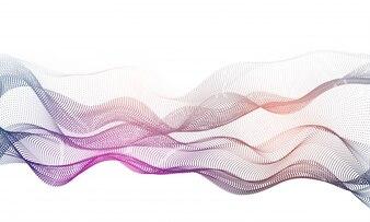 Blockchainネットワークの光沢のある波形構造