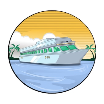 Ship travel transportation