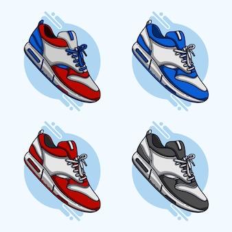 靴スニーカー