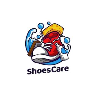 신발 관리 광택 신발 수리 제화공 청소