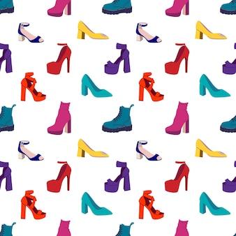 신발 패턴