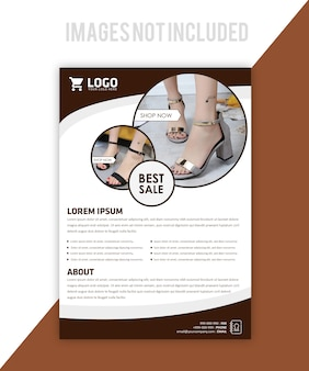 Shopping brochure