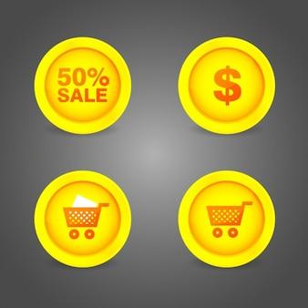 Кнопки покупки