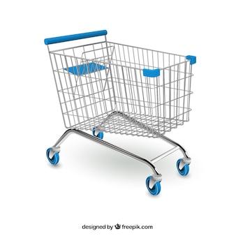 쇼핑 카트 프리미엄 벡터