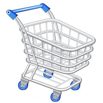 ショッピングカート Premiumベクター